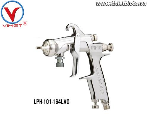 Súng sơn Iwata áp lực thấp LPH-101-164LVG