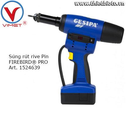 Súng rút rive bằng Pin FIREFOX® 2