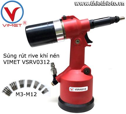 Súng rút rive khí nén VSRV0312