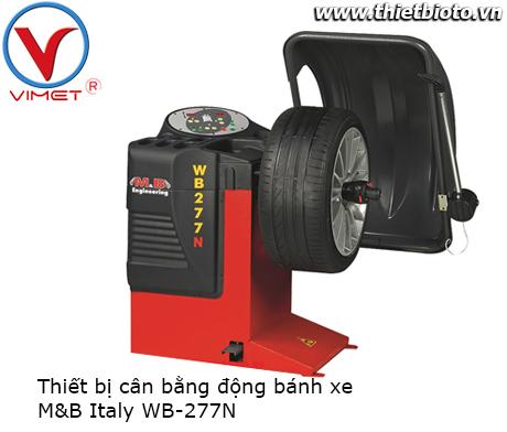 Thiết bị cân bằng động bánh xe WB-277N