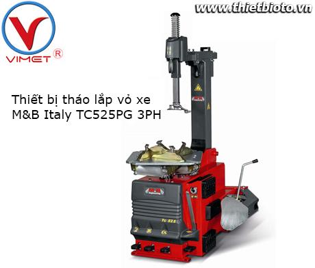 Máy ra tháo lốp TC525PG 3PH