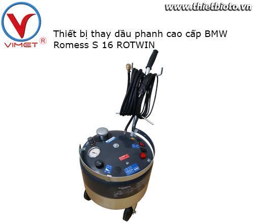 Thiết bị thay dầu và bảo dưỡng phanh cao cấp cho BMW S 16 ROTWIN
