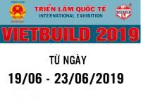 VIMET THAM GIA TRIỂN LÃM QUỐC TẾ VIETBUILD 2019 LẦN 1