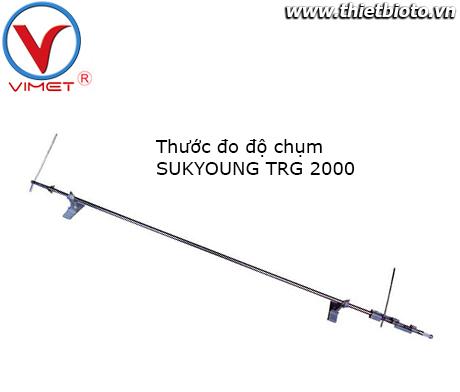 Thước đo độ chụm TRG 2000