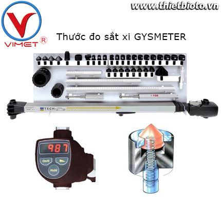 Thước đo sắt xi khung xe bằng điện tử GYSMETER